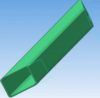 25.Распорка – 3D-модель