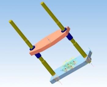 30.3D-модель пресса