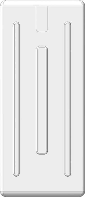 31.Деталировочный чертеж ящика ЗИП автомобиля грузового ЗИЛ-433440 в 3D формате