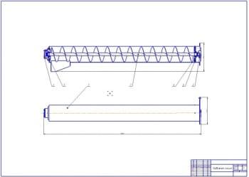 3.Подвижная секция в сборе (формат А1)
