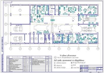 3.Реконструкция ремонтной мастерской (формат А1)