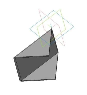 38.Чертеж деталировки усилителя в 3D формате