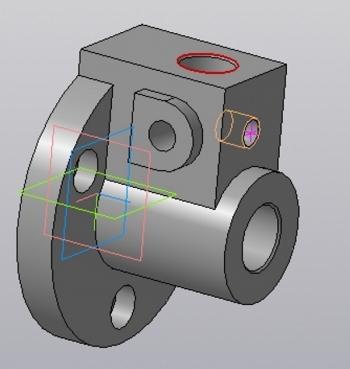 3.3D-модель корпуса