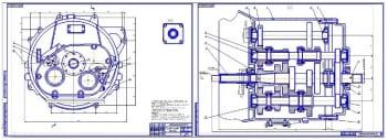 4.Коробка передач УАЗ-3163 в сборе (формат 2хА1)