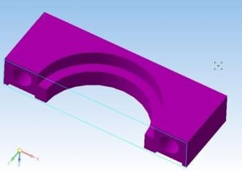5.Захват съемный – 3D моделирование