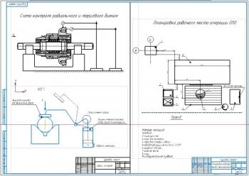 Разработка процесса сборки узла подшипников ротора турбохолодильника