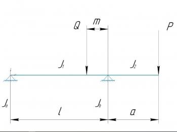 7.Расчетная схема