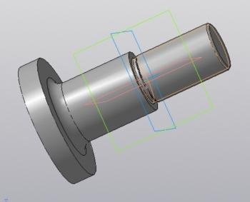 8.3D-модель штока