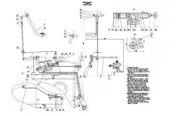 8.Привод тормозного механизма, чертеж сборочный